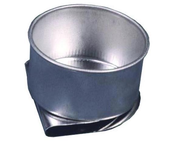 PALETTE CUP METAL SINGLE 1 5/8 X 7/8
